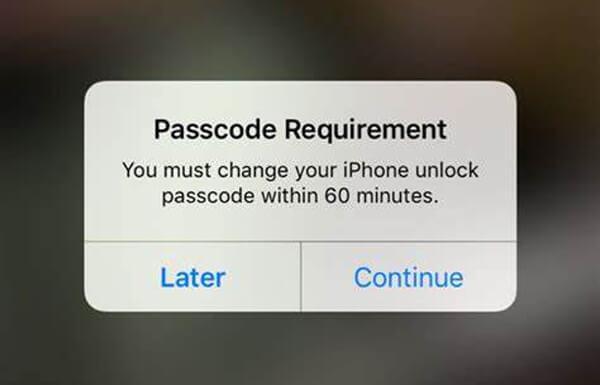 Επαναφορά κωδικού πρόσβασης