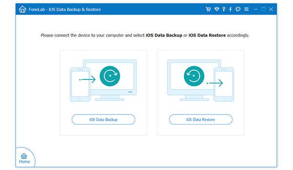 Backup e ripristino dati iOS