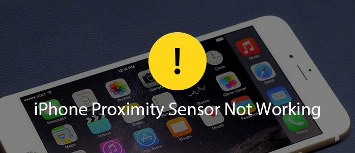 Riparazione del sensore di prossimità per iPhone