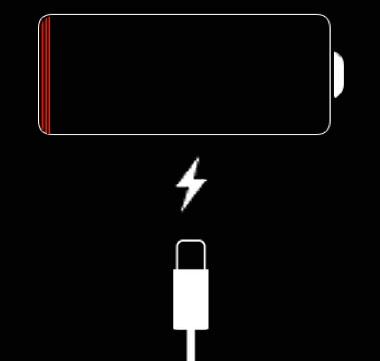 Opróżnij baterię iPhone'a