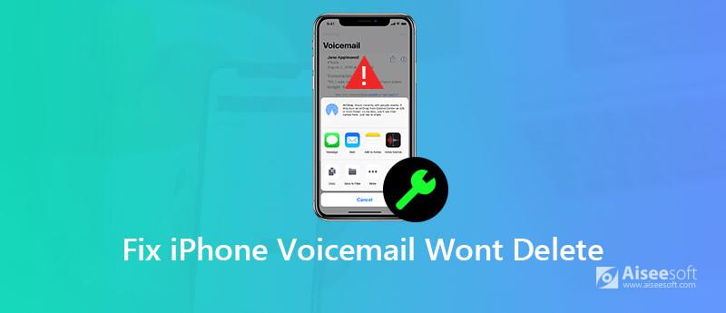 La correzione della posta vocale non verrà eliminata