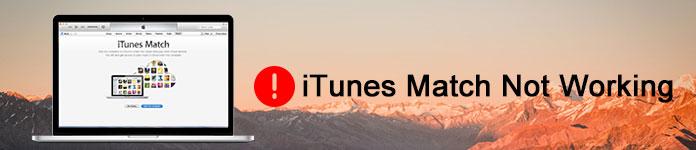 iTunes Match nie działa