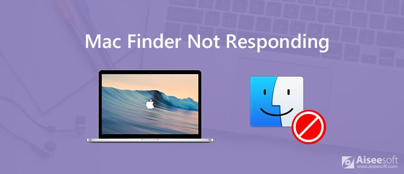 Risolvi il Finder che non risponde