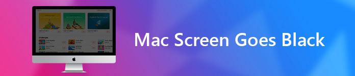 Ekran komputera Mac staje się czarny