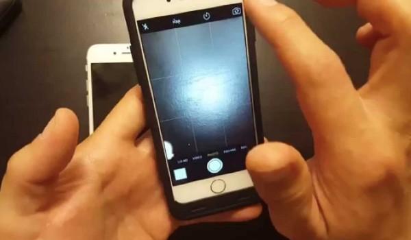 La fotocamera dell'iPhone non funziona