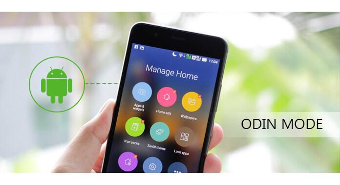 Napraw tryb Samsung Odin