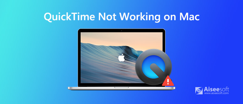 Fix QuickTime Not Working on Mac