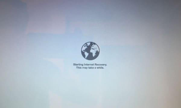 Avvia in modalità di ripristino su Mac