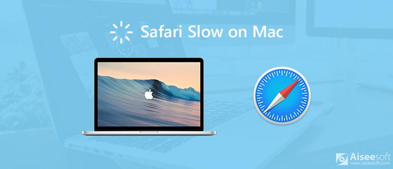 Safari Slow na Macu