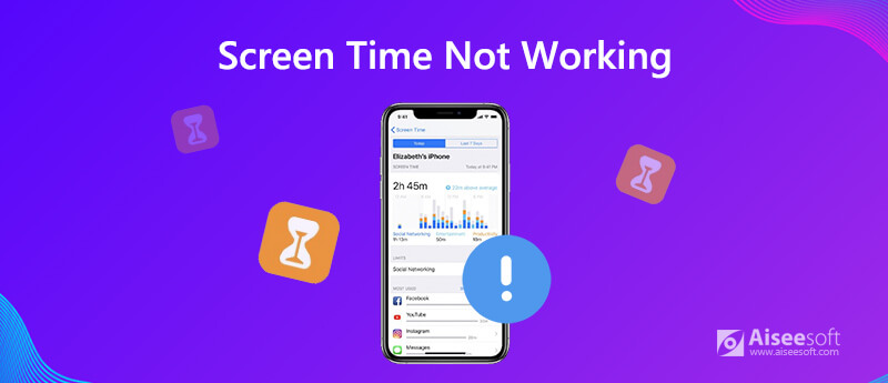 Reimposta passcode tempo schermo
