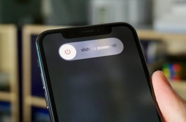 Επανεκκινήστε το iphone