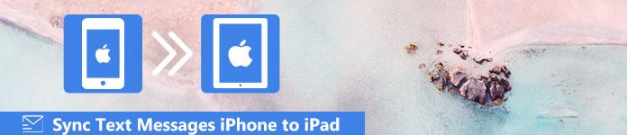 Synchronizuj wiadomości z iPhone'a na iPada