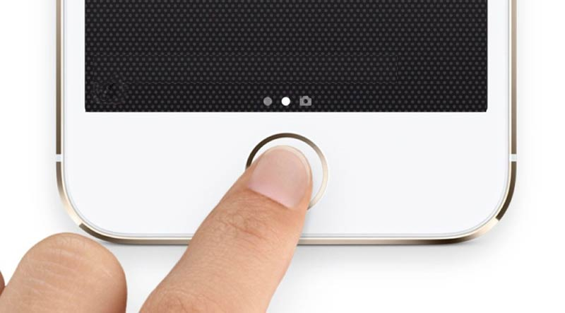 Touch Home Button