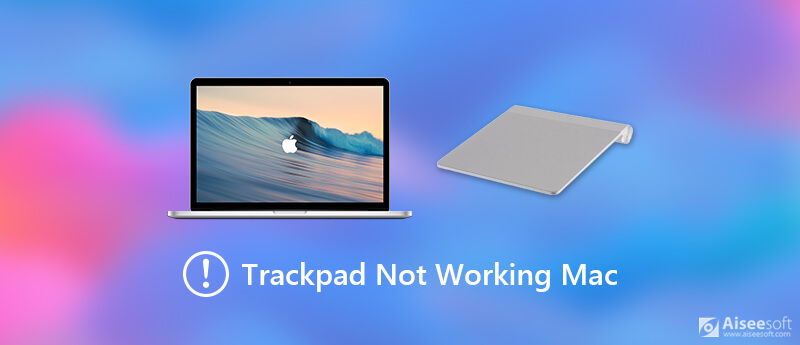 Fix Mac Trackpad werkt niet