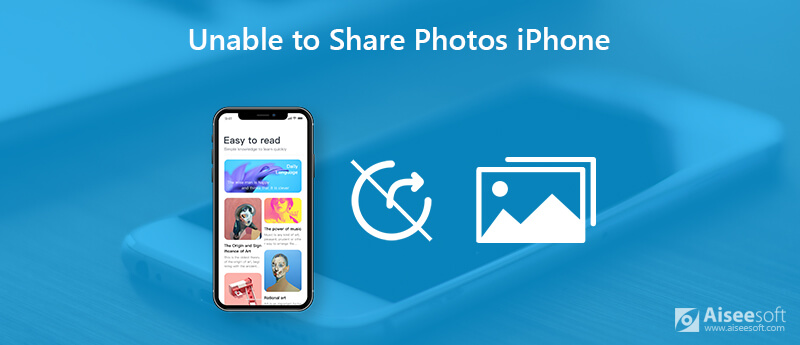 Fix iPhone Unable to Share Photos