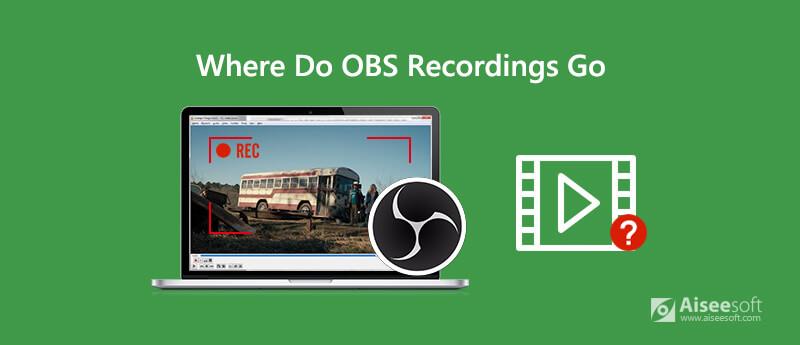 OBS記錄在哪裡