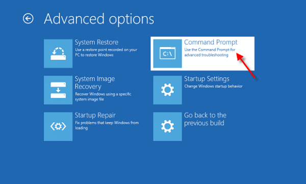 windows startup repair loop