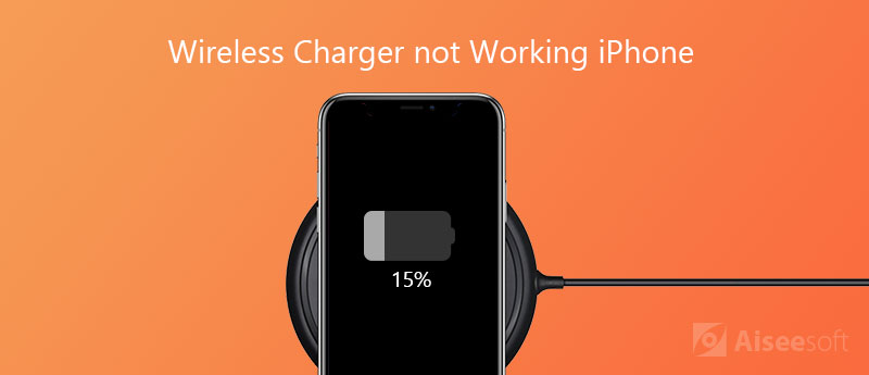Wireless Charger not Working iPhone