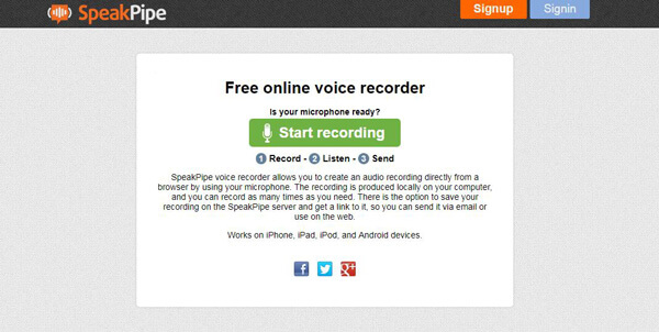Audio Recorder - How to Record Audio on Mac/Windows and iPhone