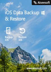 iPhone Backup & Επαναφορά δεδομένων