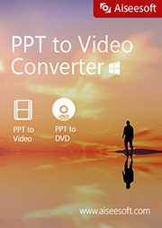 Convertitore da PPT a DVD / video