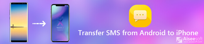 Trasferisci SMS Android su iPhone