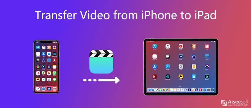 Перенос видео на iPad