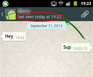 Concrete Tips on How to Hide/Check Last Seen on WhatsApp