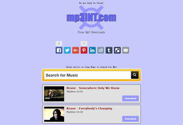 Top Alternatives to BeeMP3 for You to Free Download MP3