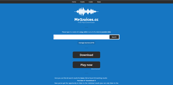 Top 10 mp3 sites to download mp3 songs for free for offline.