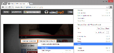 Top browser addons to download youtube videos