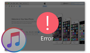 iTunes Errors for iOS 11