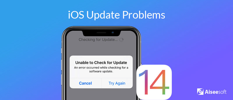 Problemi di iOS 14 per iPhone