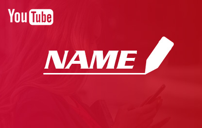 Change YouTube Name