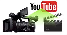 Upload 4K-video's opgenomen door Sony naar YouTube