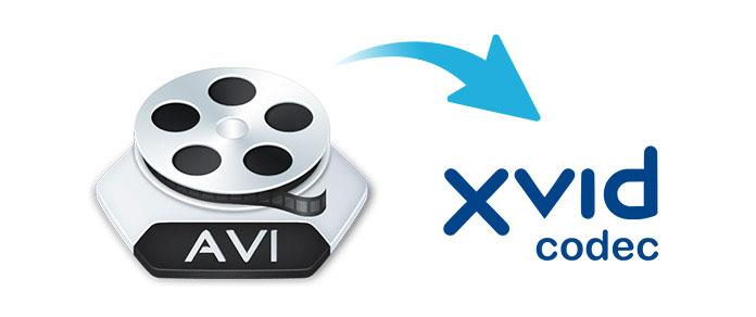 Μετατροπή AVI σε XviD
