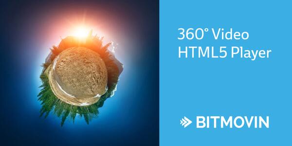 Přehrávač bitmovin HTML5