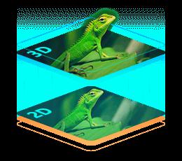 Converteer 3D