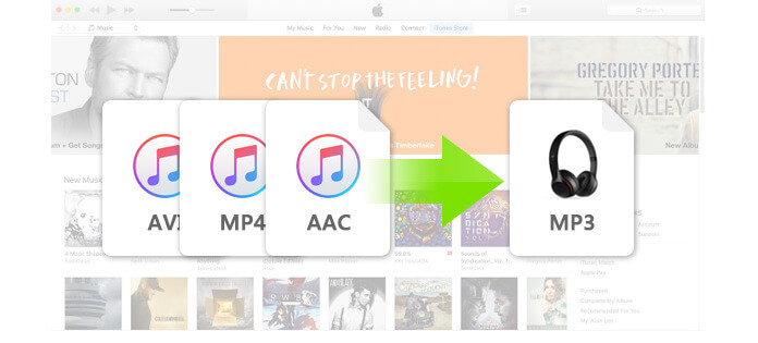 Convert iTunes to MP3