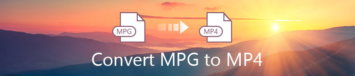 Converti MPG in MP4