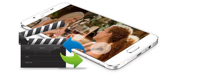Converteer video voor Android