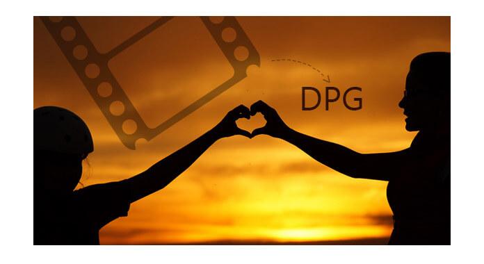 Converti video in DPG