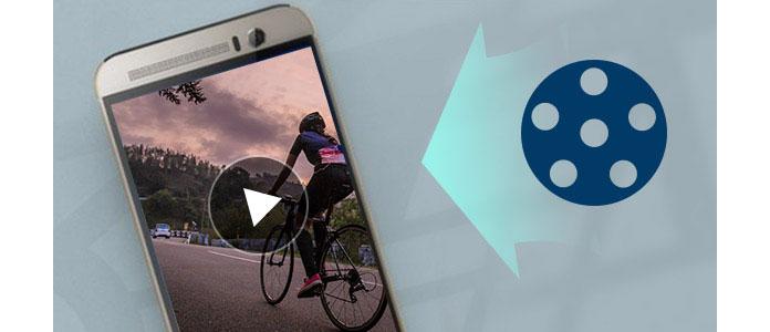Converti video in HTC