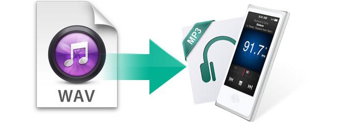 WAV do MP3