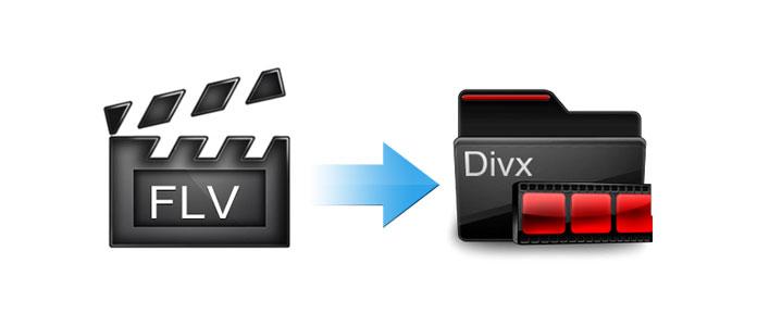 FLV naar DivX