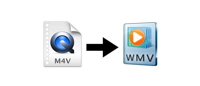 Konwertuj M4V na WMV