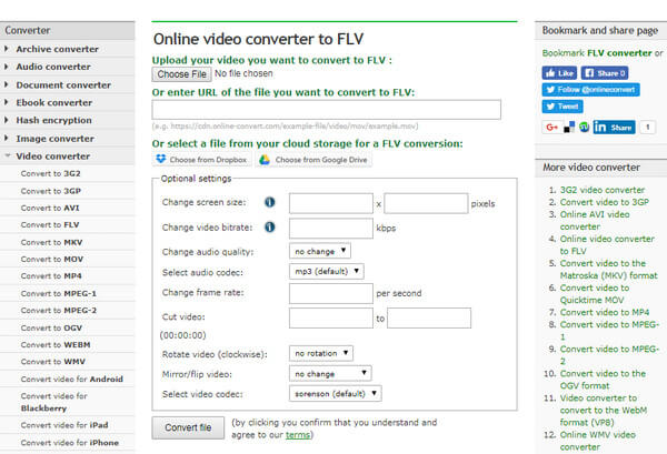How to Convert MP4 to FLV Format on Windows/Mac