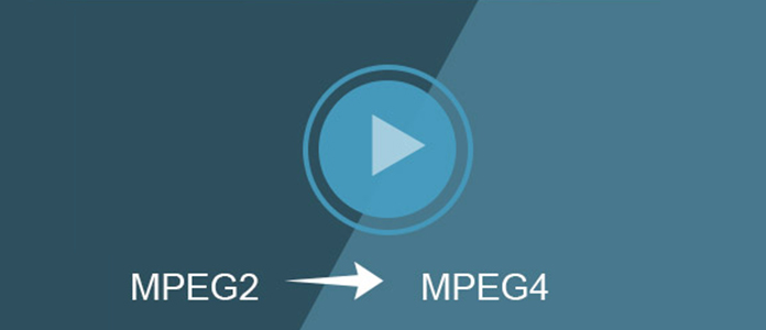 MPEG2 to MPEG4