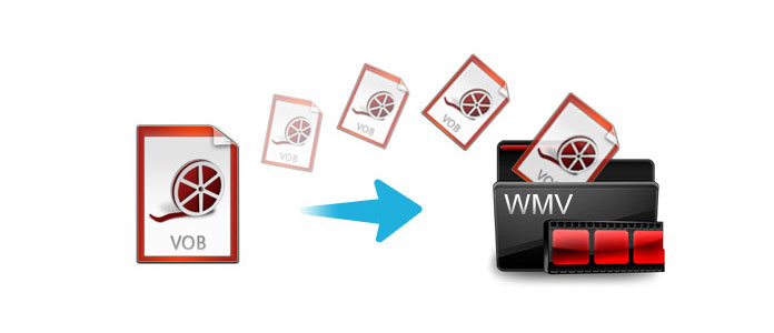 how to convert vob to wmv for windows movie maker