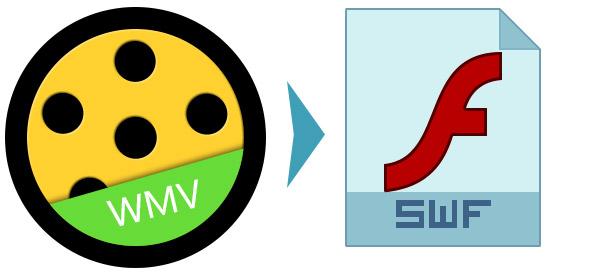 Konwertuj WMV na SWF